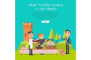 Festival of Truffle Festival in San