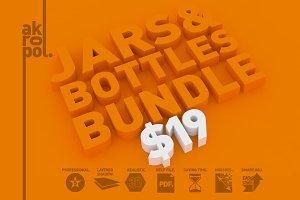 Jars&Bottles Bundle
