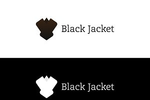 Black Jacket Logo