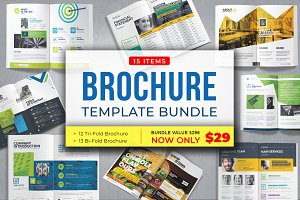 Brochure Bundle | Save 90% OFF