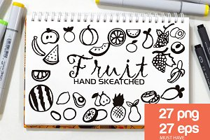 Fruit ClipArt - Vector & PNG