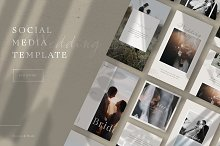 Wedding instagram template by  in Social Media