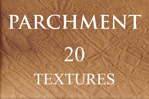 20 Parchment Textures