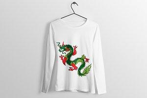 T-Shirt Design Illustrations
