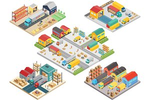 Isometric logistic concepts set
