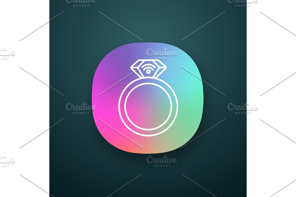 NFC ring app icon
