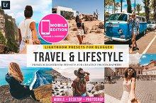 Travel & Lifestyle Lightroom presets