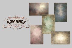 """Romance"" Mini Background Set"