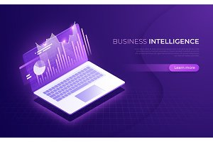 Business intelligence, financial