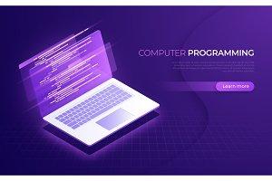 Computer programming, coding