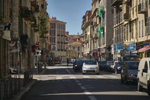Daily life in Cote d'azur