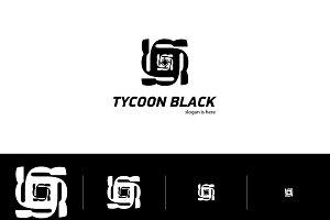 Tycoon Black Logo