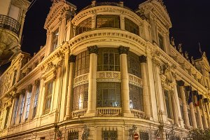 Baroque architecture in Nice