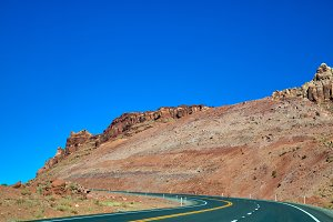 Scenic Arizona highways