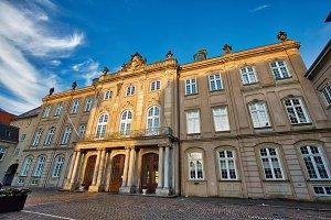 Copenhagen, Odd Fellow Palace