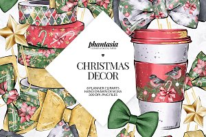 Christmas Planner Cliparts