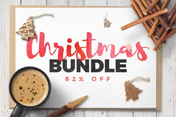 82% OFF - Christmas Megabundle