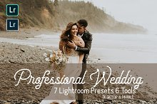 Pro Wedding Lightroom Presets