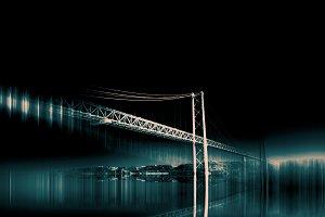 Lisbon, Landmark suspension 25 of Ap