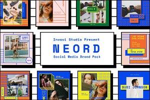 NEORD-Social Media Brand Templates