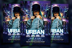 Urban Flyer Template