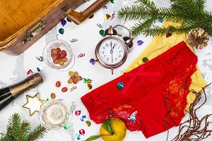 Spanish New Year traditions