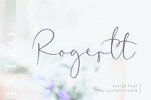 Rogertt