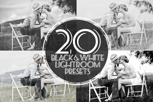Black&White Lightroom Presets