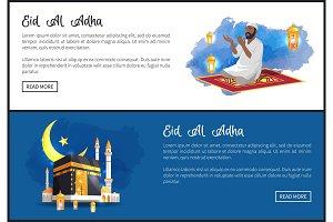 Eid Al Adha Religious Holiday