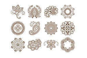 Ethnic Indian Elements