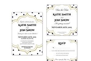 Elegant Modern Invite