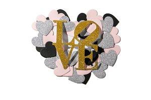 Valentine's day concept - heart