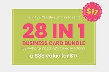 Business Card Bundle 03