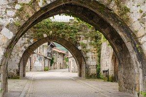 Cartes, Cantabria, Spain.