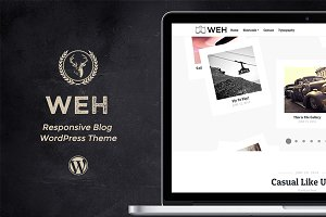 WEH - Responsive Blog Theme