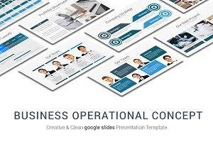 Business Operational Google Slides