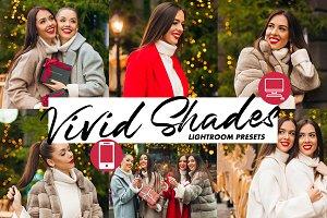Vivid Shades - HQ Lightroom Presets