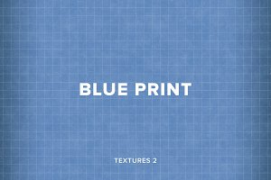 Blue print textures V2