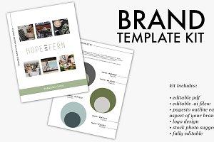 Brand Template Kit - Lush