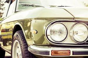 vintage oldtimer Lancia
