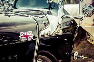 vintage oldtimer MG