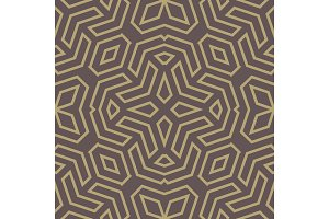 Geometric Abstract Seamless Vector
