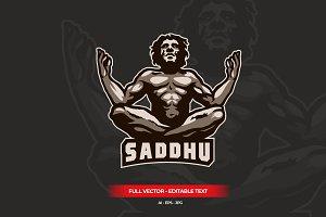 Saddhu - Holly Man Esport Logo