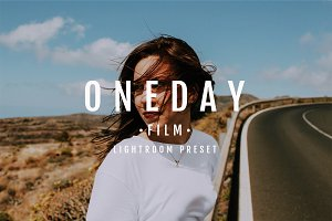 Oneday : Film Lightroom preset