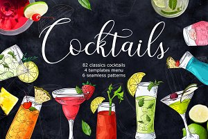 Cocktails Bundle+bonus