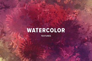 Watercolor textures V3