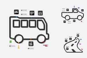 9 transport infographic.