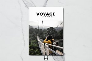 Voyage | Magazine Template