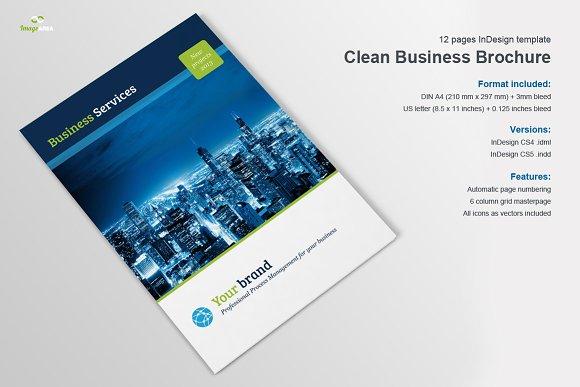 Business Brochure Vol.1 - Brochures