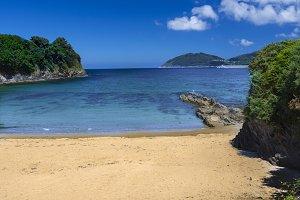 Beach of covas